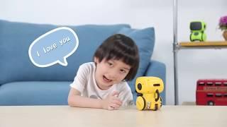 ROWSFIRE Çocuklar için İnteraktif Akıllı Robot Oyuncak