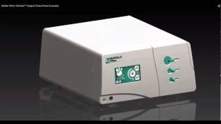 Buffalo Filter's VisiClear™ Surgical Smoke Plume Evacuator