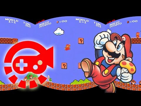 360° Video - Super Mario Bros, World 1-1