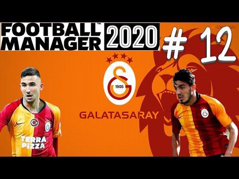FM 2020 # Galatasaray Kariyeri - Bölüm 12 : Gelecek EMİN Ellerde!!!