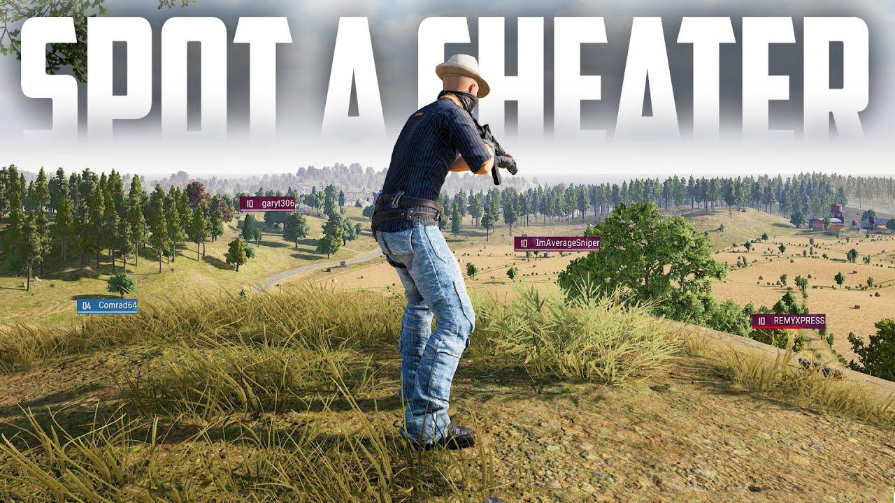 How To Spot a CHEATER (Playerunknown's Battlegrounds) thumbnail