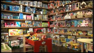 Independent Toy Shop In Chapel Allerton, Leeds, Yorkshire North England