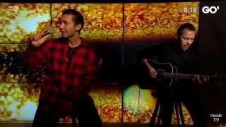 Burhan G - Ikke I Nat, Ikke Endnu (Akustisk version) - Live