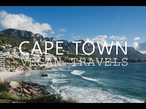 Vegan Travels: Cape Town, February 2016