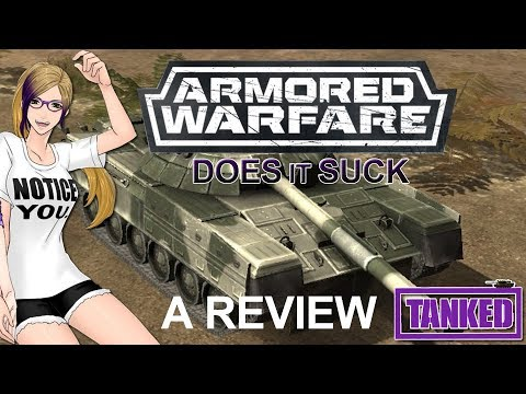 Brutally Honest Review: Armored Warfare