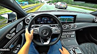 The New Mercedes CLS 2019 Test Drive