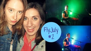 ANDY GRAMMER CONCERT! (Fly July #2)