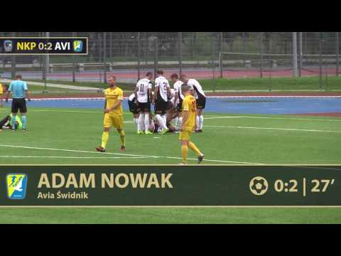 Skrót meczu NKP Podhale - Avia Świdnik 1:2 (+konferencja prasowa)