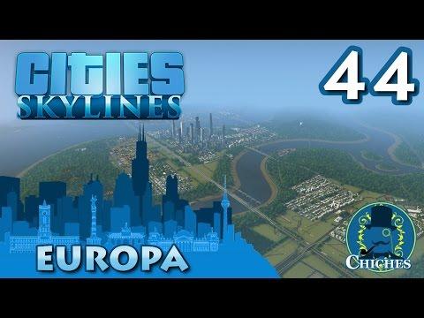 Cities Skylines - Europa - #44 en español