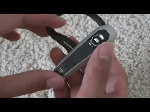 Plantronics Explorer 340 Bluetooth Headset: