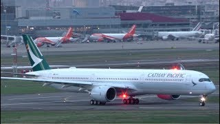 Plane Spotting at Toulouse Blagnac Airport | 9th January 2019
