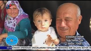 Ahmetli Köyü Yörük Türkmen Şöleni   Muratla Gezinti