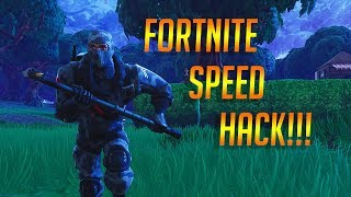 Fortnite Speed Hack!!! - Fortnite Battle Royal Best Moments (Funny, Wtf and Epic Moments)