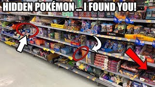 SEEKING OUT HIDDEN POKEMON CARDS In The Store! Opening Our Finds #56