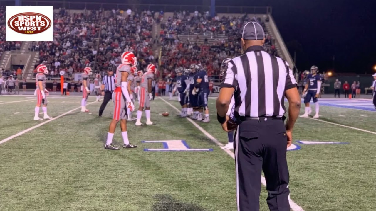 Highlights 2018 Cif Ss D1 Championship Live High School Football