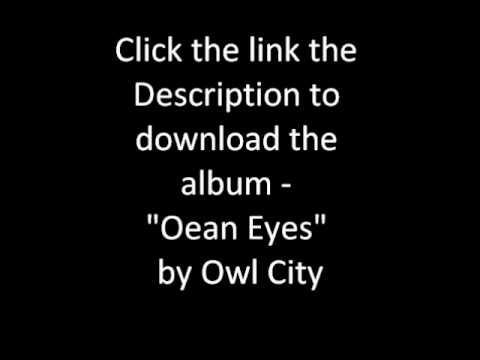 Hello Seattle - Owl City (Ocean Eyes)