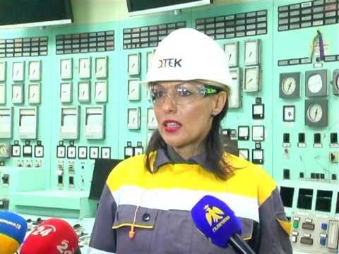 Ділові вісті. Розпочалась реконструкція 10 енергоблоку Бурштинської ТЕС