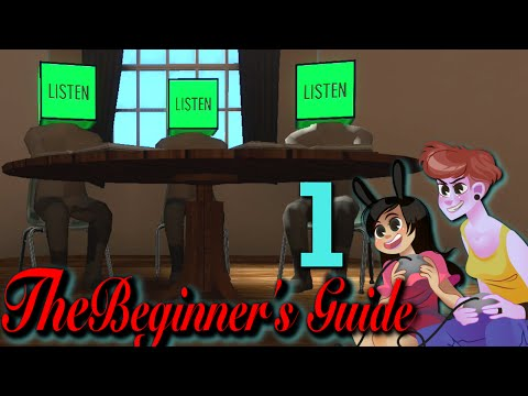 THE BEGINNER'S GUIDE - 2 Girls 1 Let's Play Walkthrough Part 1: Coda