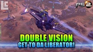 Get To The Liberator! - Double Vision (Planetside 2 Gameplay/Commentary)