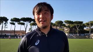 Intervista a Massai, tecnico del Chiba Vittorias FC
