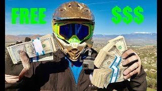 REAL LIFE TREASURE HUNT!! (CAN YOU FIND THE MONEY??)