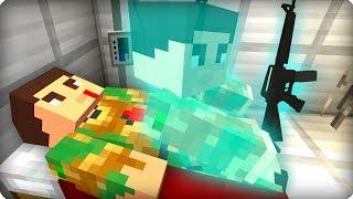 Резнов восстал из мертвых? [ЧАСТЬ 11] Зомби апокалипсис в майнкрафт! - (Minecraft - Сериал)