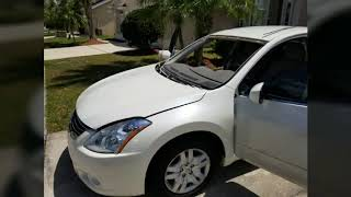 Power Window and Automotive Glass Repairs in Orlando Florida