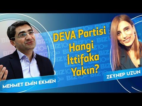 Babacan ve Akşener Neden Bir Araya Geldi?| DEVA Partisi Genel Başkan Yardımcısı Biz10 TV'de !