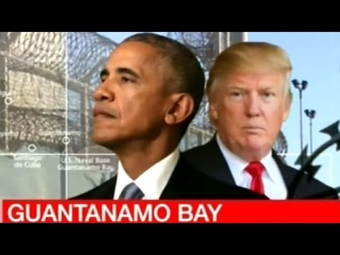 What Will Happen To Guantanamo Bay Prison Now That Obama Has Failed Close It?