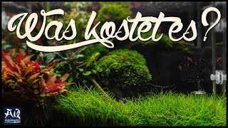 WAS KOSTET AQUASCAPING? | AquaOwner