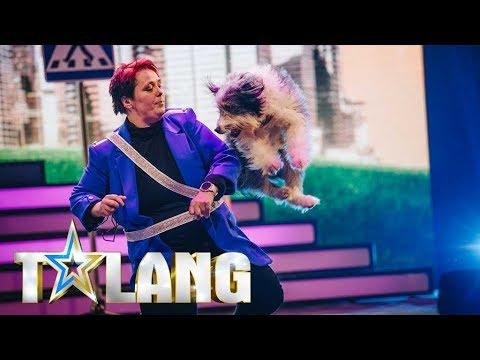 Marianne och Vega bjuder på show i Talang 2018 - Talang (TV4)