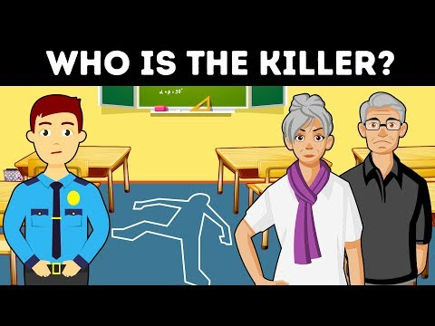 9 CRIME RIDDLES THAT'LL EXERCISE YOUR BRAIN TO THE MAX