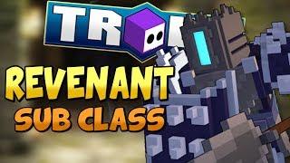 REVENANT SUB CLASS ABILITY! (Taunt) - Trove Sub Class Ability Guide