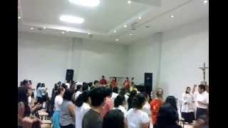 Parroquia de los Sagrados Corazones Reynosa