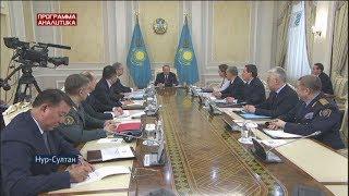 Нурсултан Назарбаев: «Будем вместе работать»