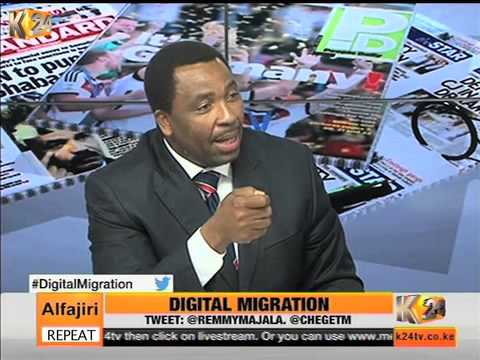 Newspaper Review :  Digital Migration