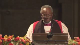 Bishop Michael Bruce Curry - Cathedral of St. John the Divine