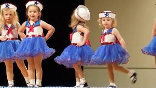 Betsy's Dance Recital (Dress Rehearsal)