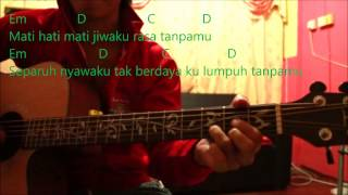 Ezad Lazim - Hati Mati Cover (Kord Gitar)
