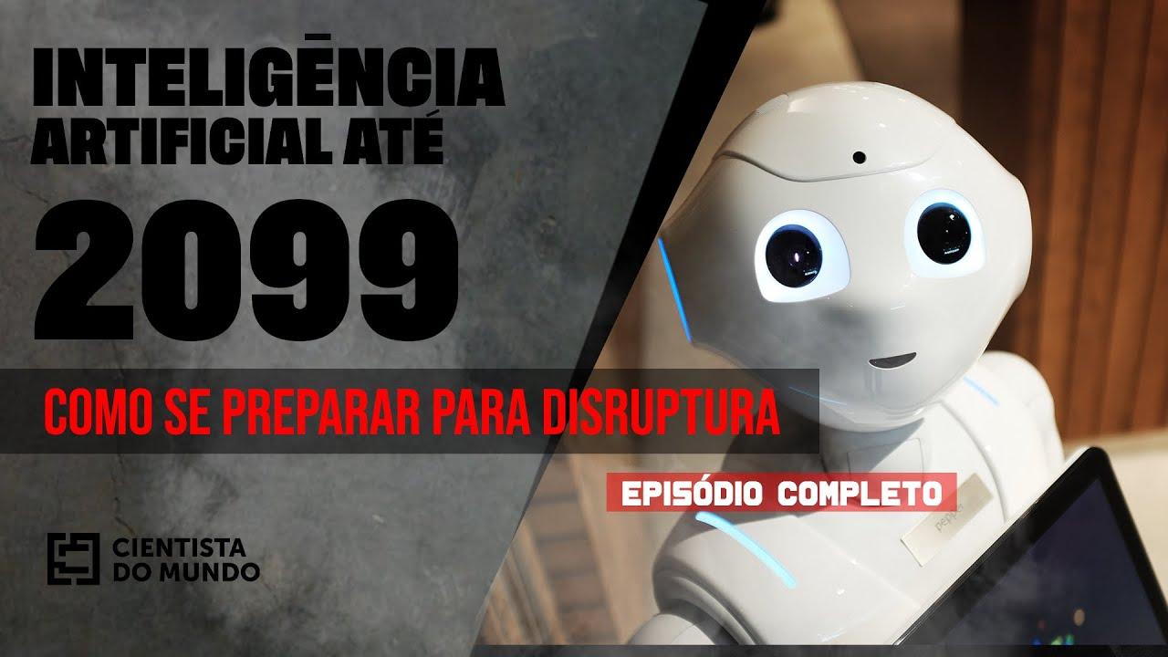 Previsões IA até 2099 (Ray Kurzweil)