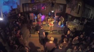 12:PIET a PONK křest Brno 16.2.2017 - LIVE Livingstone