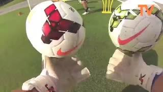 Goalkeeper Training Drills