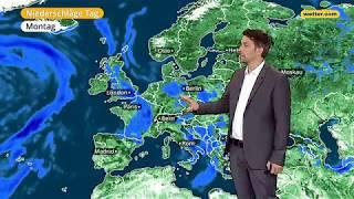Wetter: Die aktuelle 3-Tage-Vorhersage (24.09.2017)