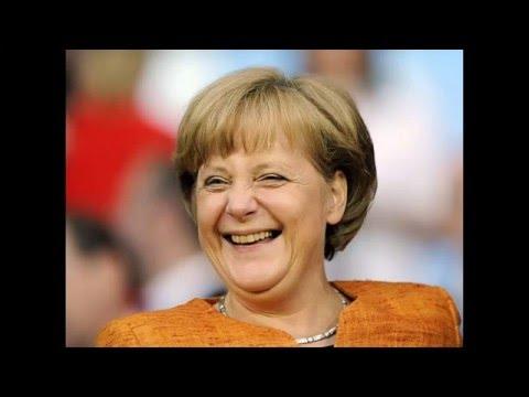 Angela Merkel - Die Frau die immer lacht