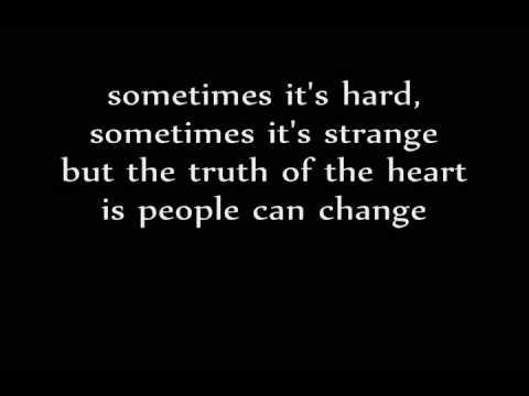 Truth of the Heart (karaoke/instrumental)