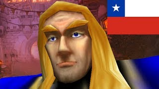 El Arthas chileno llega a las puertas de Stratholme