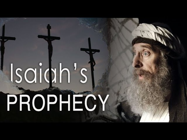 The Isaiah Prophecy We All Must Know About! (Crucifixion In The Old Testament)