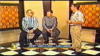 (IM) Guillermo Llanos y (IM) Miguel Andrés (1997)