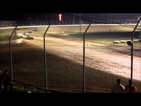 8/8/15 Bomber Heat Race #1 at Portsmouth Raceway Park