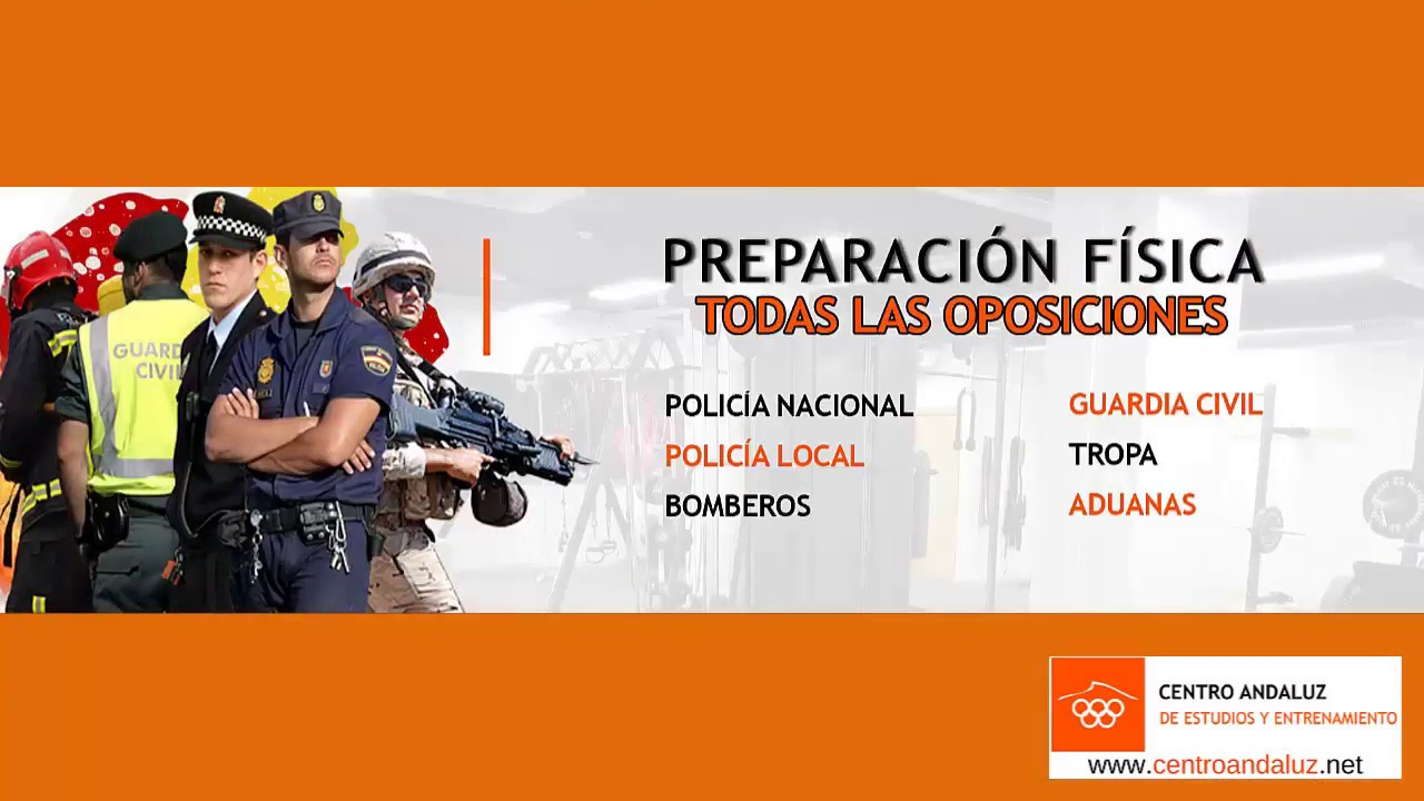 Circuito Agilidad Policia Nacional : Preparación pruebas físicas circuito de agilidad